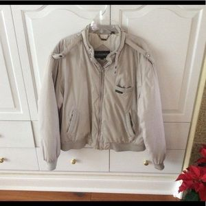 Members Only insulated bomber jacket size 46
